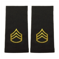 Vanguard ARMY EPAULET: STAFF SERGEANT - SMALL