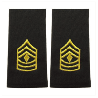 Vanguard ARMY EPAULET: FIRST SERGEANT - SMALL