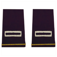 Vanguard ARMY EPAULET: WARRANT OFFICER 5 - SMALL