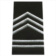 Vanguard ARMY ROTC EPAULET: SERGEANT FIRST CLASS - SMALL