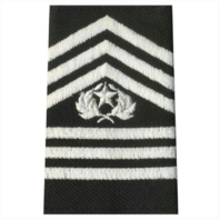 Vanguard ARMY ROTC EPAULET: COMMAND SERGEANT MAJOR SMALL (Pair)