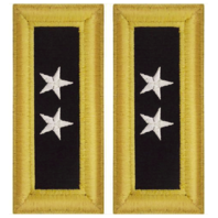 Vanguard ARMY SHOULDER STRAP: MAJOR GENERAL