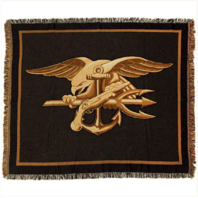 Vanguard THROW BLANKET: NAVY SPECIAL WARFARE SEAL