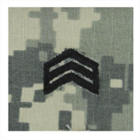 Vanguard ARMY ROTC ACU RANK W/HOOK CLOSURE : SERGEANT (SGT)