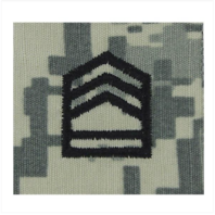 Vanguard ARMY ROTC ACU RANK W/HOOK CLOSURE: SERGEANT FIRST CLASS (SFC)