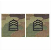 Vanguard ARMY ROTC OCP RANK W/HOOK CLOSURE : SERGEANT FIRST CLASS (SFC)
