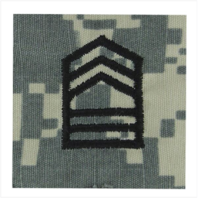 Vanguard ARMY ROTC ACU RANK W/HOOK CLOSURE : MASTER SERGEANT (MSGT)
