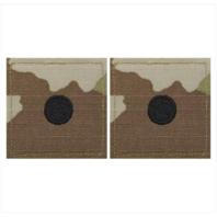 Vanguard ARMY ROTC OCP RANK W/HOOK CLOSURE : 2ND LIEUTENANT (2LT)