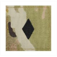 Vanguard ARMY ROTC OCP RANK W/HOOK CLOSURE : MAJOR (MAJ)