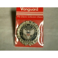 """Vanguard US Army Emblem For Shadow Boxes 2-1/2"""""""