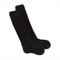 Vanguard BOOT SOCKS: THORLO - BLACK OVER-CALF - M