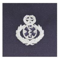 Vanguard CAP CLOTH BADGE: EMERGENCY MEDICAL TECHNICIAN: PARAMEDIC