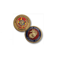 Vanguard USMC MARINE CORPS COIN: COMMAND