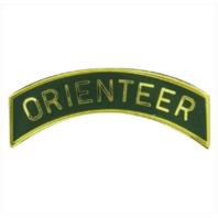 Vanguard ROTC ARC TAB: ORIENTEER