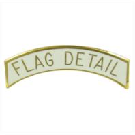 Vanguard ROTC ARC TAB: FLAG DETAIL