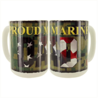Vanguard MARINE CORPS MUG - PROUD DAD
