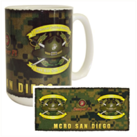 Vanguard MARINE CORPS MUG - MCRD SAN DIEGO 2ND RECRUIT TRAINING BATTALION