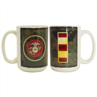 Vanguard MARINE CORPS MUG - WARRANT OFFICER 2