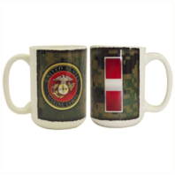 Vanguard MARINE CORPS MUG - WARRANT OFFICER 3