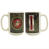 Vanguard MARINE CORPS MUG - WARRANT OFFICER 5