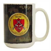 Vanguard MARINE CORPS MUG - PARRIS ISLAND WEAPONS AND FIELD TRAINING