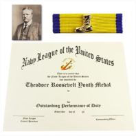 Vanguard NLUS YOUTH RIBBON AWARD