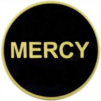Vanguard MERCY / NO MERCY COIN