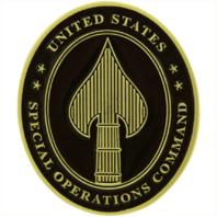 Vanguard U.S. SPECIAL OPERATIONS COMMAND COIN