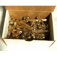Vanguard Ribbon Mounting Bar Lot - Brass - Fitting 2 Ribbons - OOP