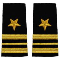 Vanguard USN US Navy Soft Shoulder Mark Line Lieutenant Commander LCDR