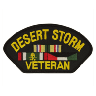 Vanguard VETERAN PATCH: DESERT STORM