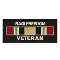 Vanguard VETERAN PATCH: IRAQI FREEDOM