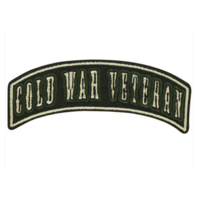 Vanguard VETERAN PATCH: COLD WAR