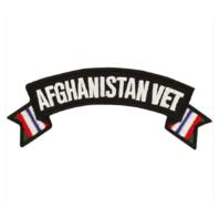 Vanguard VETERAN PATCH: AFGHANISTAN