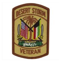 Vanguard VETERAN PATCH: DESERT STORM