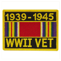 Vanguard VETERAN PATCH: WWII 1939-1945