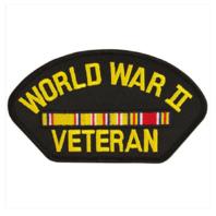 Vanguard VETERAN PATCH: WWII