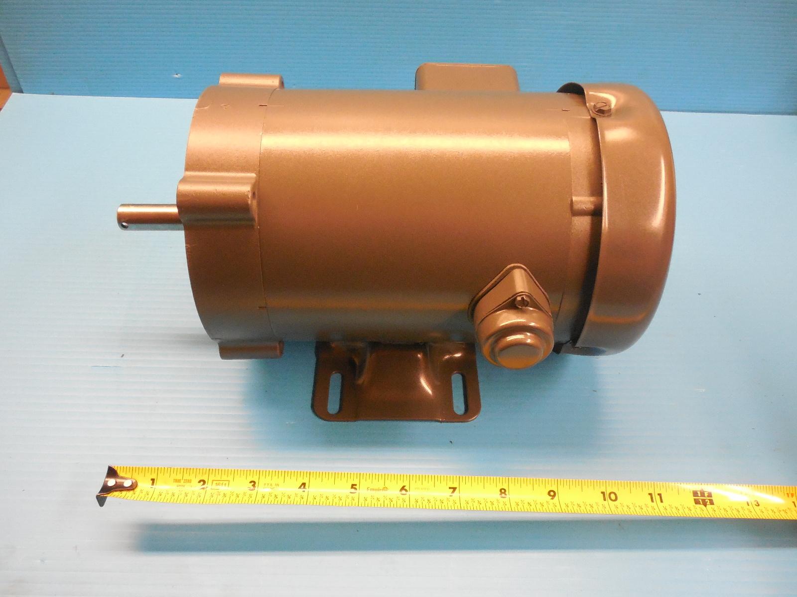 New Baldor Industrial Dc Motor 34 4013 5249g1 1725 R P M 575 Volts 0 5 Hp Ebay