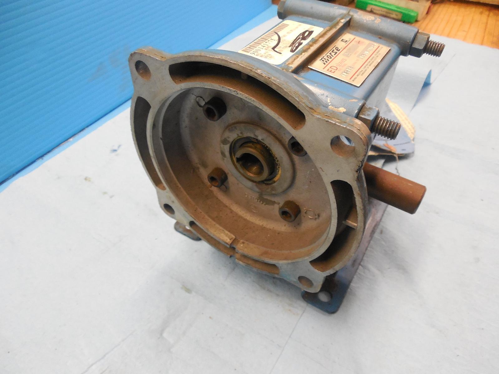 Morse Ed Series 30 1 Ratio Gear Reducer Motor 191hj1526