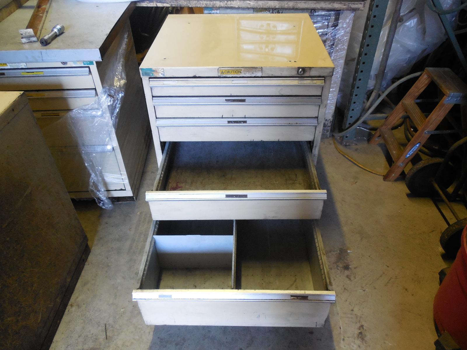 machine shop cabinets