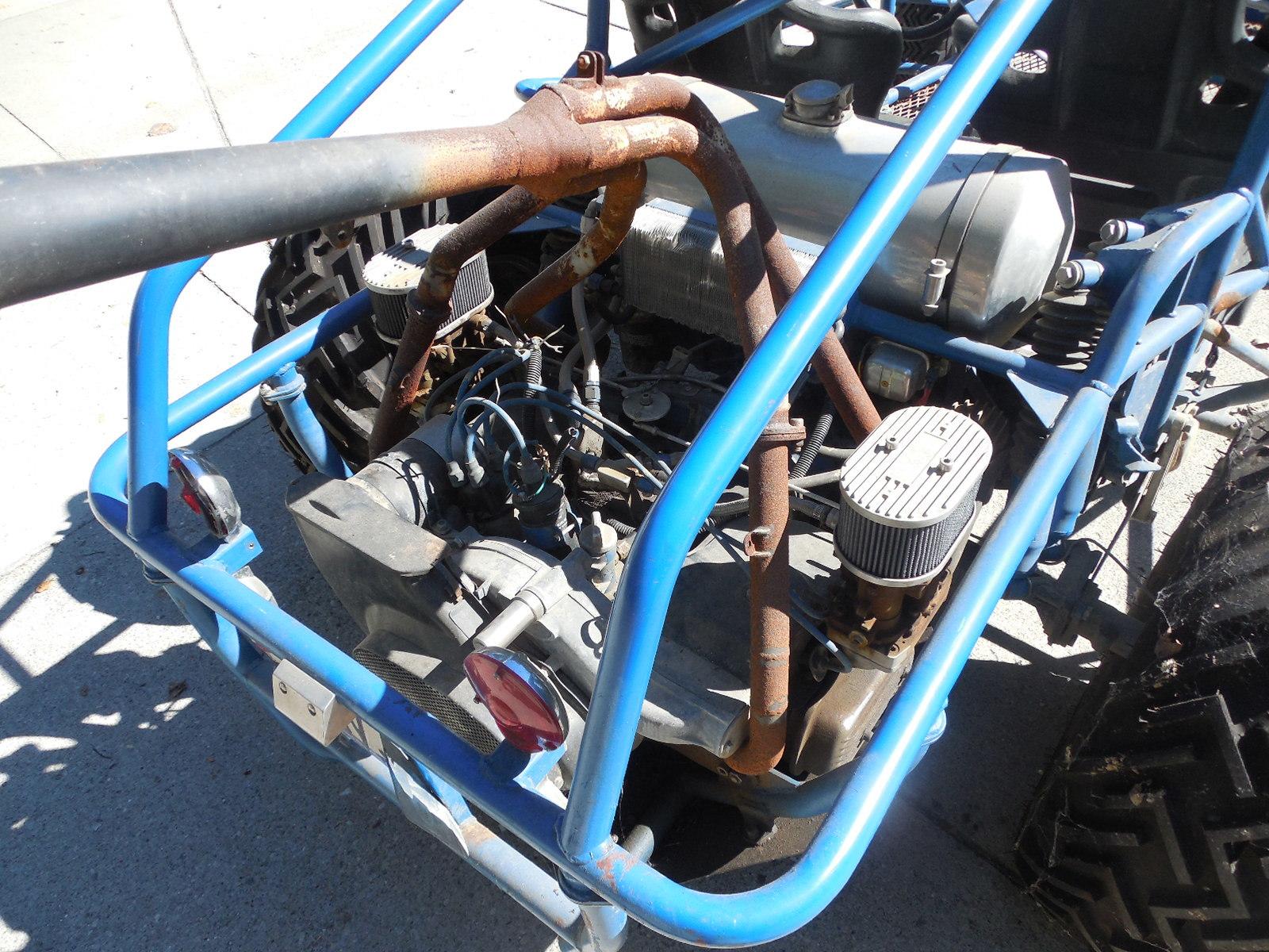 Vw Sand Rail Dune Buggy 1974 New Tires Rims Pancake Engine