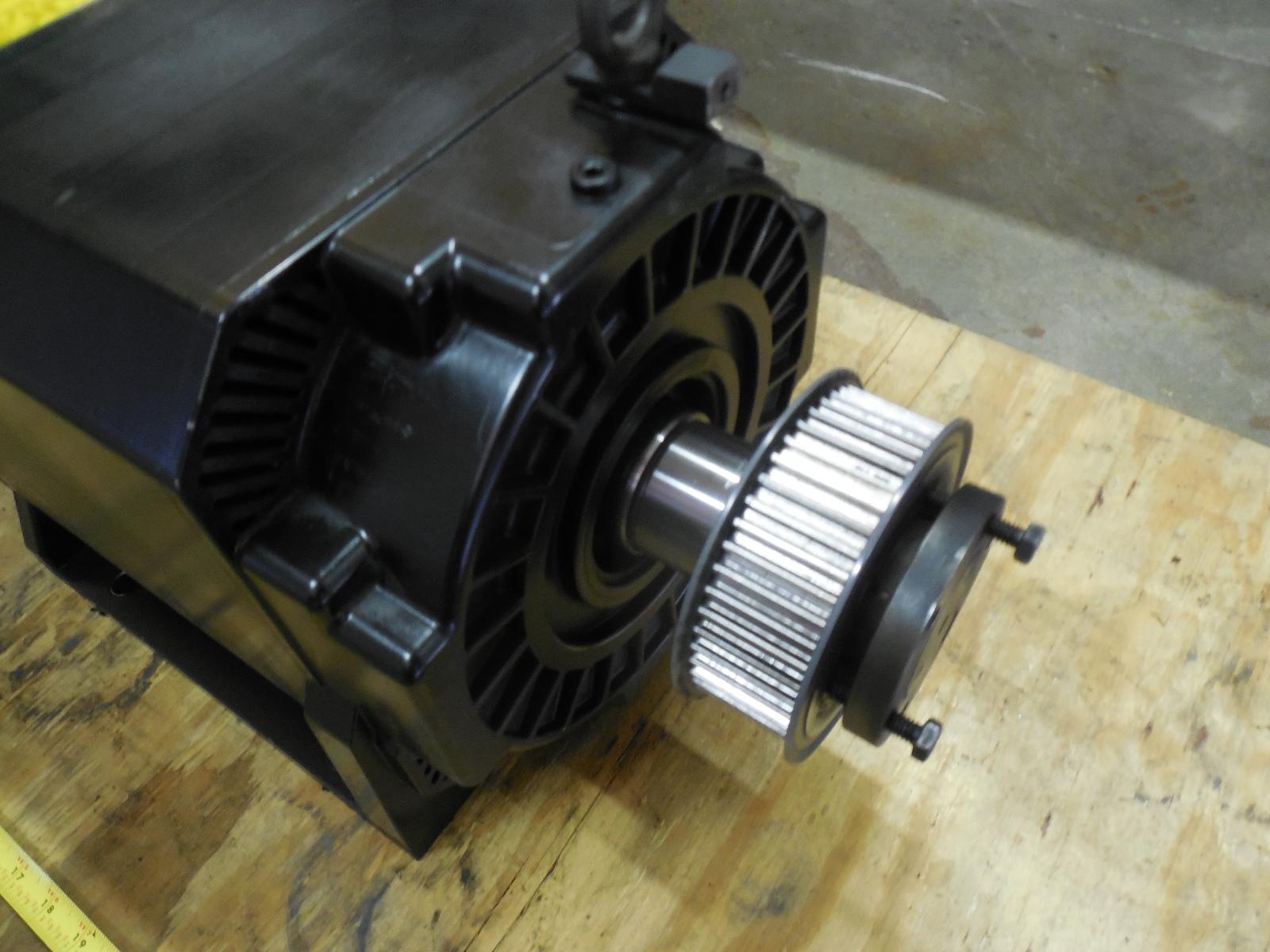 A06b 1511 B200 Fanuc No C052k1893 Ac Spindle Motor 3