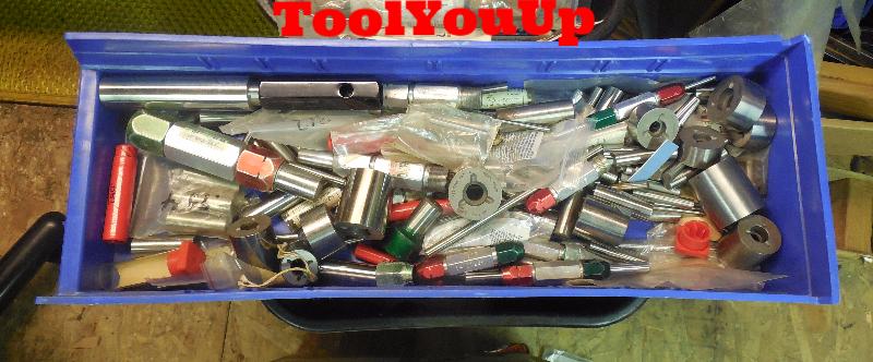 machine shop tooling
