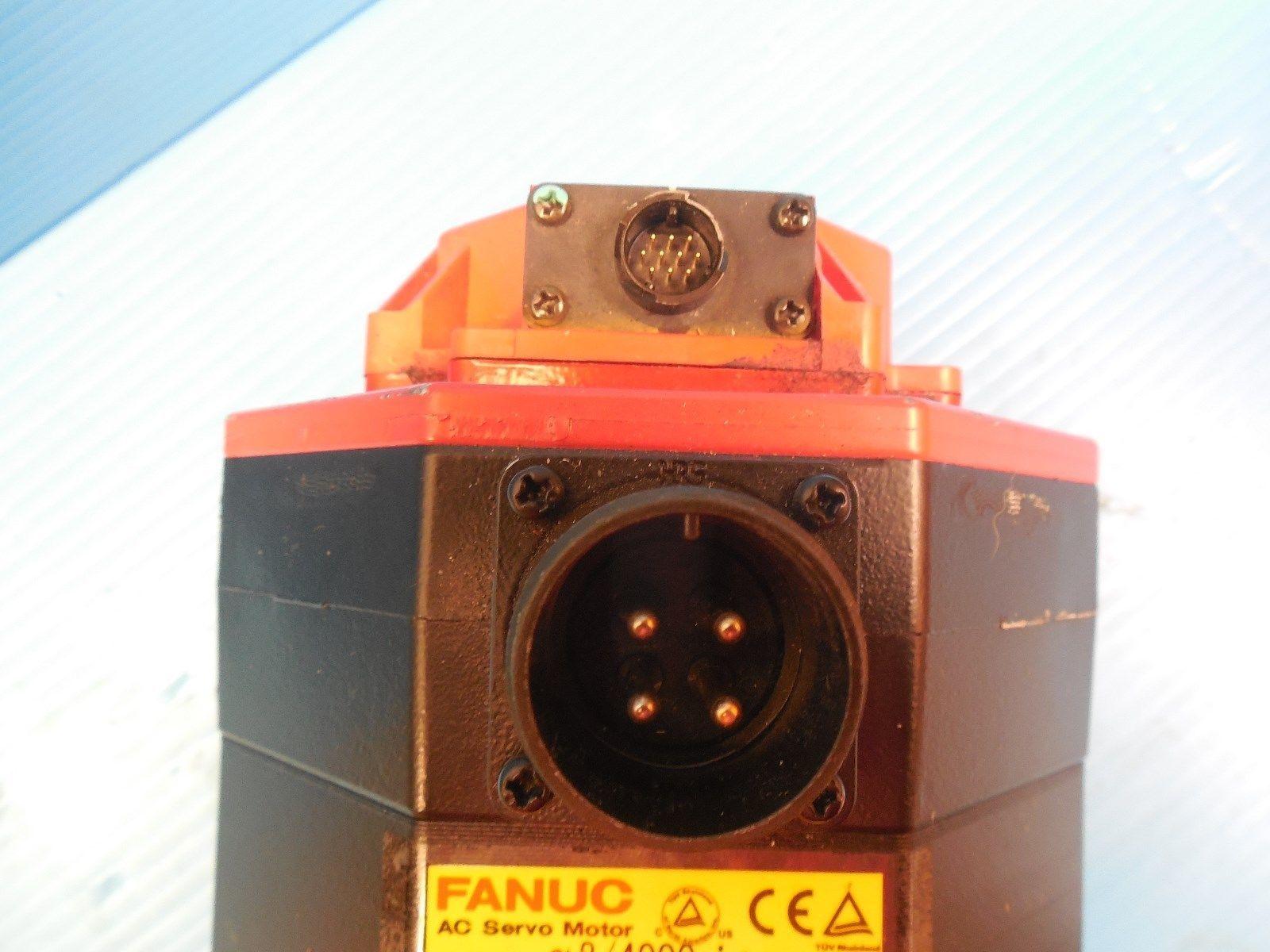 Fanuc A06b 0235 B605 Ac Servo Motor Industrial Made In