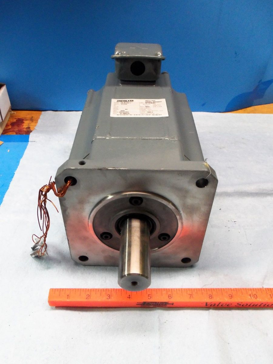Mitsubishi ha sh352 ac servo motor electrical motors for Used industrial electric motors