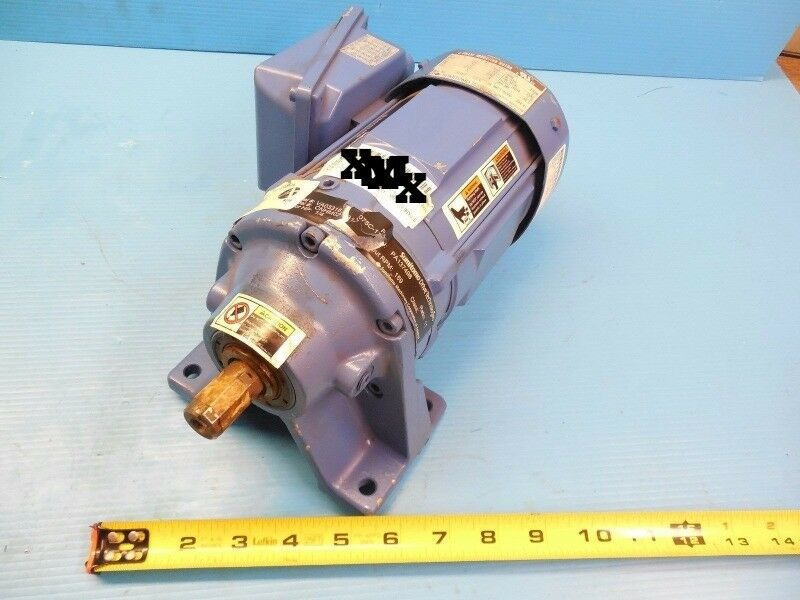 Sumitomo Cnhm02 6075c 11 Induction Motor Made In Usa Industrial Motors Machinist Ebay