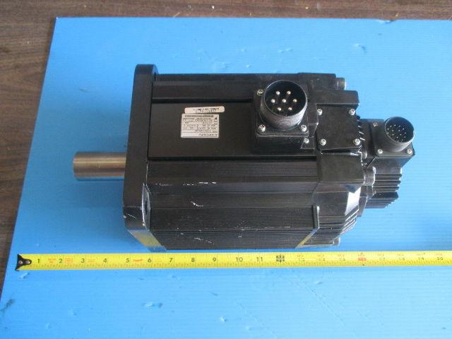Yaskawa Ac Servo Motor Sgmg 44bwabf Industrial Made In