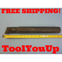 "2"" DIA BORING BAR FOR CNC OR MANUAL LATHE HOLDS CARBIDE INSERTS MACHINE SHOP"