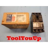 ITE SIEMENS E6 - A ETI E63A010 10 AMP 3 POLE MOTOR CIRCUIT INTERRUPTER TOOLING