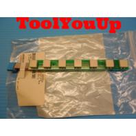 NEW FANUC A20B - 1000 - 0842 KEYBOARD (7  KEYS) KEY PAD ELECTRONICS